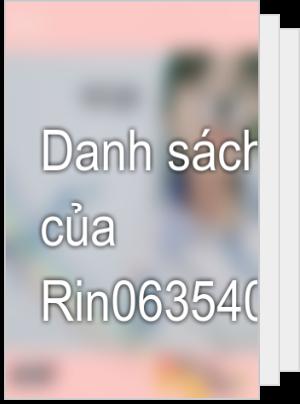 Danh sách đọc của Rin06354030