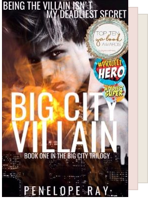 Super superhero stories