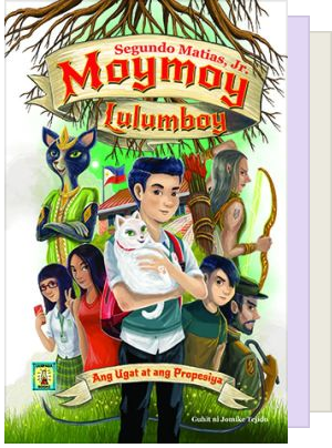 Moymoy Lulumboy Reading List