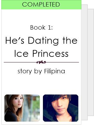 Hes dating the ice princess published version