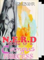 Nerd turn to a campus  princess