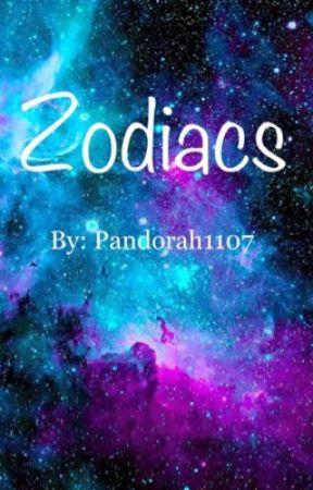 Zodiacs  by Pandorah1107