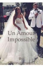 «Sana : Un amour impossible » by Chroniqueuse03