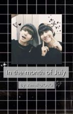 In the month of July | Vhope | BTS by AmaikoiOuO
