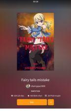 Fairy Tails mistake by Yuzuki_Asuri