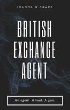 British Exchange Agent by JoannaNGrace