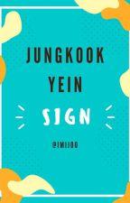 sign || jeongin ✔ by imijoo