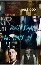 Devils Night (AHS James March) by JOKES_ON_U