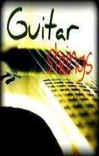 Guitar Strings by lifeline1396