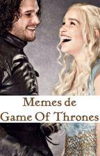 Memes de ♕Game Of Thrones♕ by maribel_collins