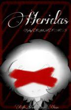 Heridas -Golxy|FNAFHS- by KennyJoto