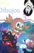 Mis Dibujos 3 by Carriot_The_Fox