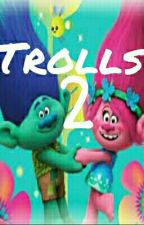 Trolls Continued-Branch x Poppy (Temporarily On Hold) by smileybaileyxxx
