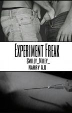 Experiment Freak (Re-Editing)(Narry Storan A.U) by smiley_miley_