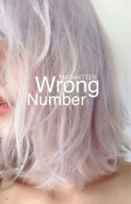 Wrong Number by _M4DH4TTER_
