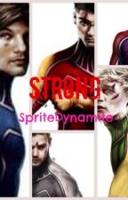 Strong (One Direction Superhero AU) by SpriteDynamite