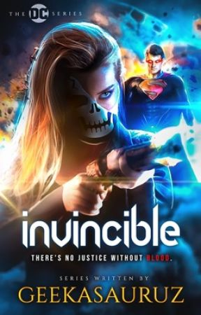 Invincible // Superman by Geekasauruz