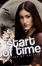 Start of Time ▷ Seth Clearwater by illustration