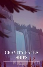 Gravity Fallsss!!!! by CookieikooC
