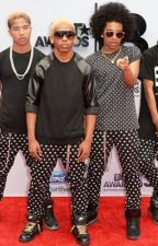 Star Struck ( A Mindless Behavior Love Story ) Completed by asapmami-
