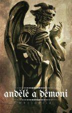 Andělé a démoni by wecidella