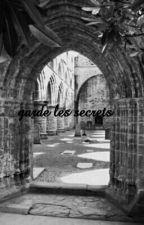 garde les secrets  by masha_tak5