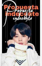 Propuesta  Indecente 《Yoonmin》 (Adaptacion) by NaiaraBelen123