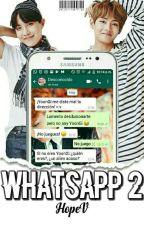 WhatsApp 2 ⚪Vhope⚪ by Galletitas-Fics
