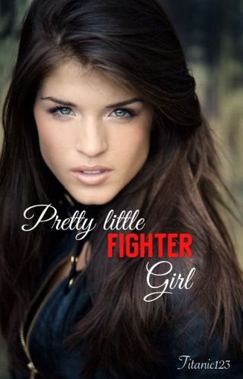 Pretty Little Fighter Girl