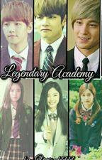 Legendary Academy by Yeriseddddd_WP