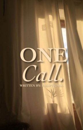 One Call (#LoveConversations) by ellipticall