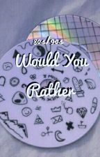 80s/90s Would You Rather by 80saesthetically