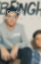 A Candlelit Street by nicolec203