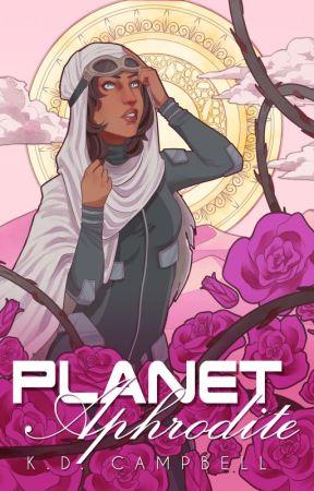 Planet Aphrodite 🌹(Alien Fairy Tales) ✔️ by KDCampbell