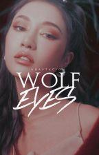 wolf eyes;kookmin by BLUESJEON