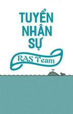 RAS Team - Tuyển nhân sự by rasteam