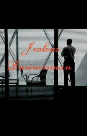 Jealous Businessman  by ericax5