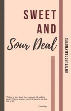 Sweet And Sour Deal [ Slow Update ] by untitleddailynotes