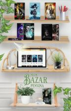 Mon bazar [Rantbook] by Sinadana