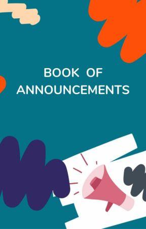 Announcements by AmbassadorsIN