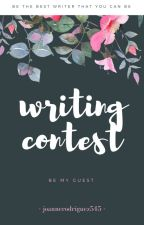Writing Contest by joannerodriguez545