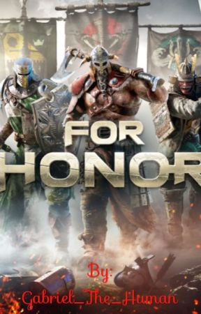 For Honor Rp by Gabriel_The_Human