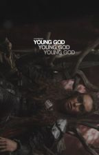 YOUNG GOD → TEEN WOLF by mcevilspawn