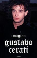 Imagina ➳ Gustavo Cerati by SandyMichaelis