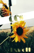 OCs by hxwell-