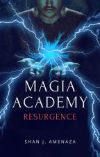 Magia Academy: Into the Mortal World (ongoing) by bibliopurr