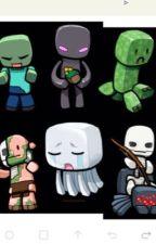 Minecraft monster school by HoneyAnneLandiza