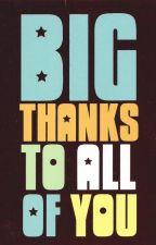 Thank you all by DankeAnAllMeineLeser