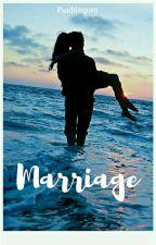 Marriage. by puxblegum