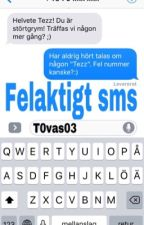 Felaktigt sms by T0vas03